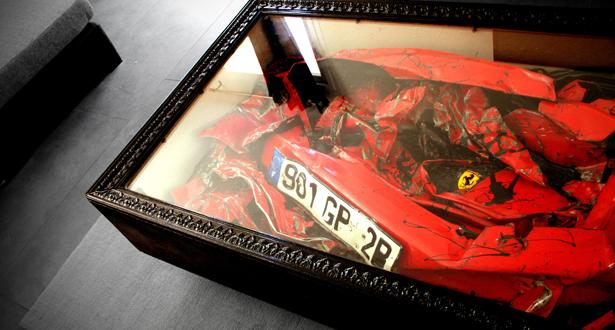 Mesa Ferrari 1