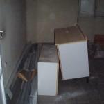 Desmontar muebles de cocina